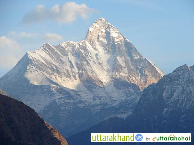 NandaDevi in evelight