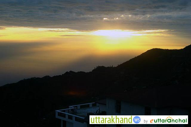 Sunset View Mussoorie