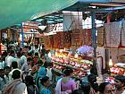 Devotees Shops in Mansa Devi Temple Corridor