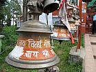 Heavyweight Bells offered by Devotees to Chittai Golu Devta Temple
